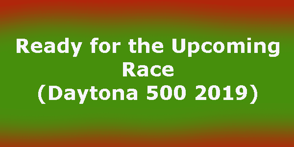 Daytona 500 Race 2019