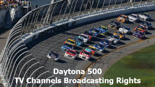 Daytona 500 TV