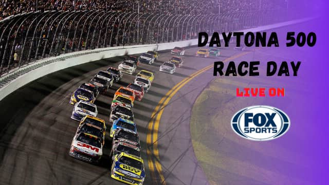Daytona 500 TV Coverage